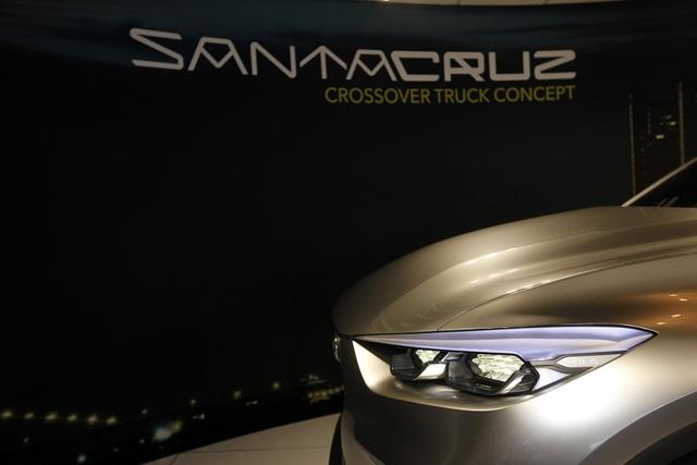 Hyundai chốt thời gian, địa điểm sản xuất xe bán tải Santa Cruz  - 9