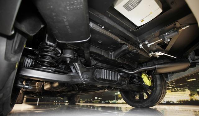 Bất ngờ lớn: Mẫu bán tải Santa Cruz của Hyundai sẽ dùng khung gầm rời - 2