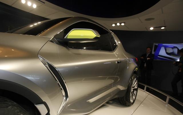 Hyundai chốt thời gian, địa điểm sản xuất xe bán tải Santa Cruz  - 8