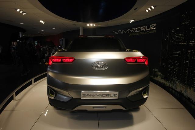 Hyundai chốt thời gian, địa điểm sản xuất xe bán tải Santa Cruz  - 4