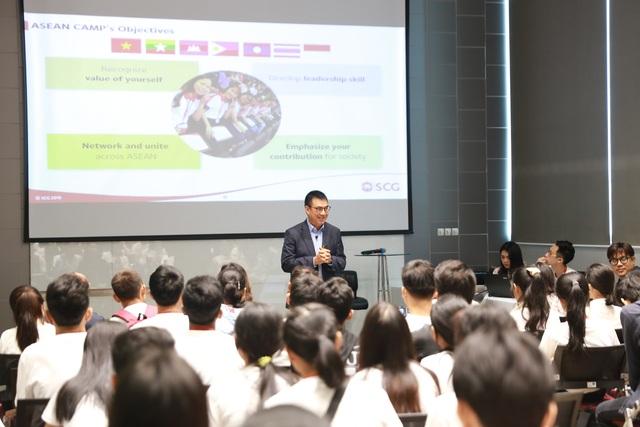 """Giới trẻ Việt đưa ý tưởng """"giải cứu"""" môi trường khi tham gia chương trình ý nghĩa của Tập đoàn SCG - 1"""