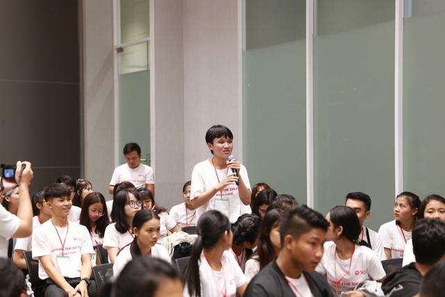 """Giới trẻ Việt đưa ý tưởng """"giải cứu"""" môi trường khi tham gia chương trình ý nghĩa của Tập đoàn SCG - 3"""