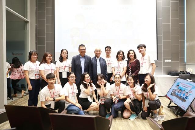 """Giới trẻ Việt đưa ý tưởng """"giải cứu"""" môi trường khi tham gia chương trình ý nghĩa của Tập đoàn SCG - 4"""