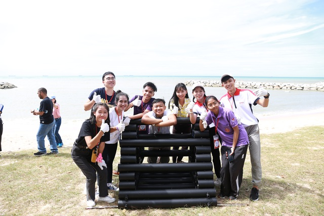 """Giới trẻ Việt đưa ý tưởng """"giải cứu"""" môi trường khi tham gia chương trình ý nghĩa của Tập đoàn SCG - 2"""