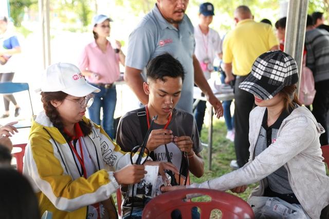 """Giới trẻ Việt đưa ý tưởng """"giải cứu"""" môi trường khi tham gia chương trình ý nghĩa của Tập đoàn SCG - 6"""