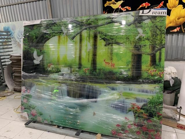 In UV quảng cáo uy tín tại công ty In Việt ADV - 1