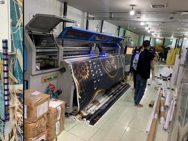 In UV quảng cáo uy tín tại công ty In Việt ADV - 2