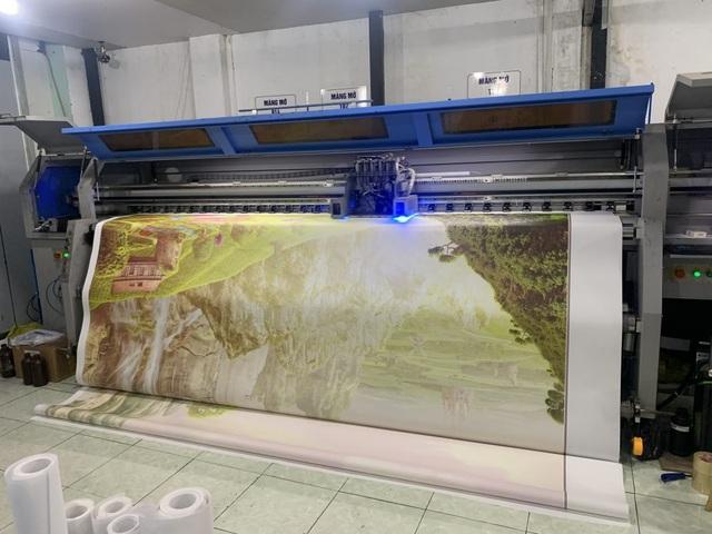 In UV quảng cáo uy tín tại công ty In Việt ADV - 5