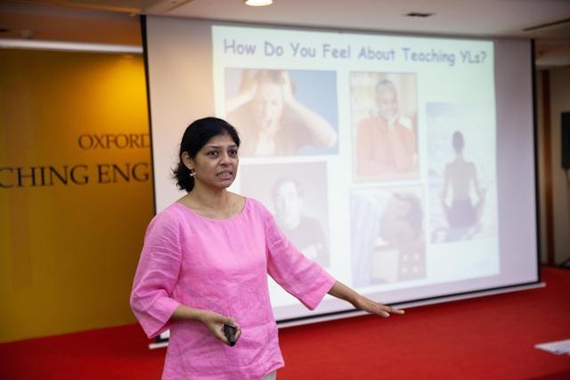 VUS và nhà xuất bản Đại học Oxford (OUP) mang đến khóa đào tạo dành cho các giáo viên - 1