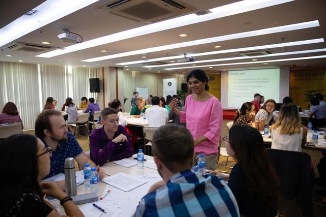 VUS và nhà xuất bản Đại học Oxford (OUP) mang đến khóa đào tạo dành cho các giáo viên - 2
