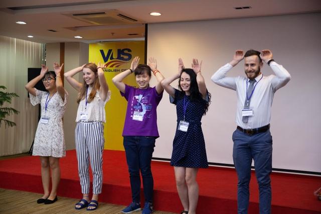 VUS và nhà xuất bản Đại học Oxford (OUP) mang đến khóa đào tạo dành cho các giáo viên - 3