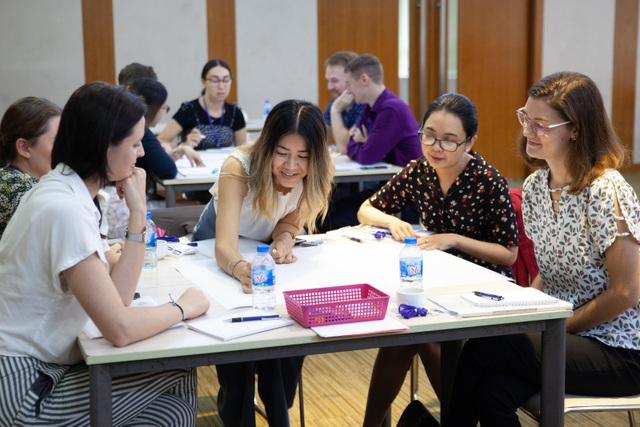 VUS và nhà xuất bản Đại học Oxford (OUP) mang đến khóa đào tạo dành cho các giáo viên - 4
