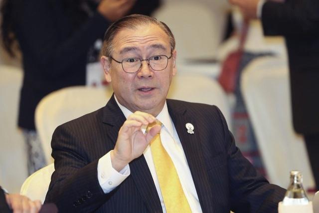 Philippines thừa nhận tiền đầu tư của Trung Quốc chủ yếu nằm trên giấy - 1