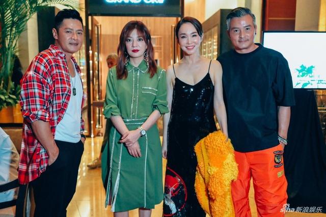 """Phạm Văn Phương trẻ đẹp """"lấn át"""" đàn em Triệu Vy - 2"""