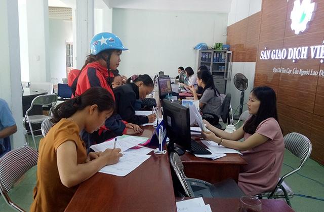 Quảng Bình: 100% lao động thất nghiệp được tư vấn, giới thiệu việc làm - 1