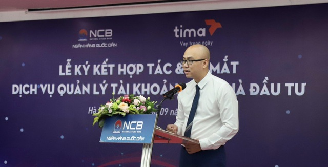 Sàn Tima và Ngân hàng TMCP Quốc Dân hợp tác ra mắt dịch vụ quản lý tài khoản người cho vay - 2