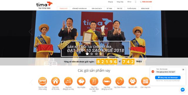 Sàn Tima và Ngân hàng TMCP Quốc Dân hợp tác ra mắt dịch vụ quản lý tài khoản người cho vay - 3