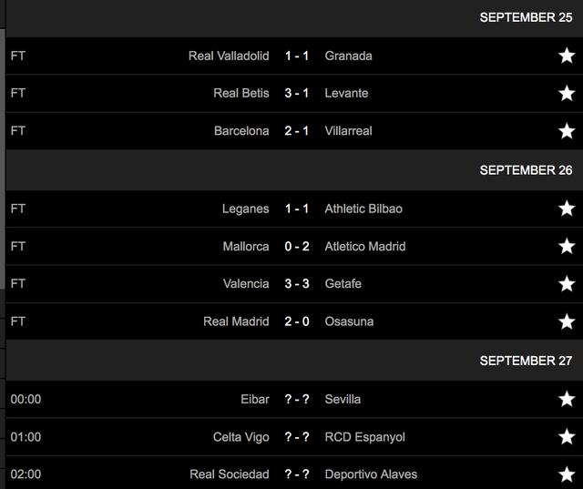 Đánh bại Osasuna, Real Madrid vươn lên dẫn đầu bảng La Liga - 1