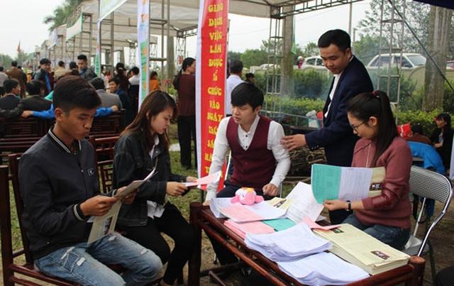 Thái Nguyên: Chủ động kết nối cung cầu, tạo việc làm cho người lao động - 1