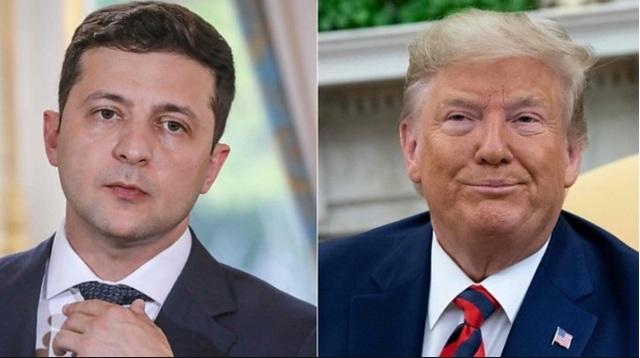 Người tố cáo ông Trump: Nhà Trắng cố tình che đậy cuộc điện đàm Trump  - Zelensky - 1