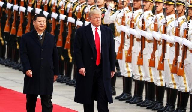 Gập ghềnh thương chiến Mỹ - Trung khi ông Trump vướng lùm xùm luận tội - 1