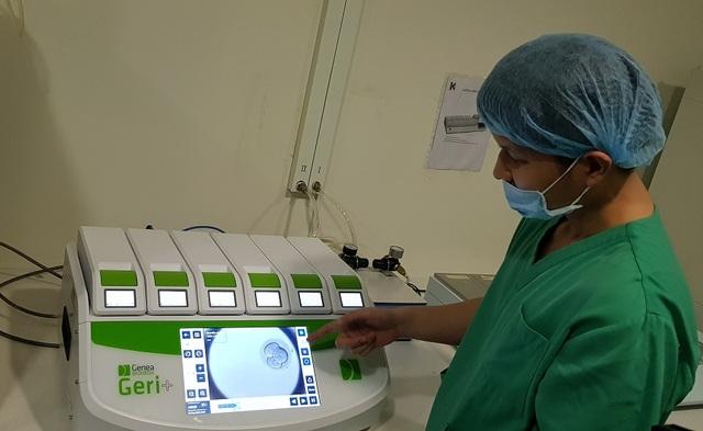 Ứng dụng trí tuệ nhân tạo trong điều trị vô sinh, hiếm muộn - 1