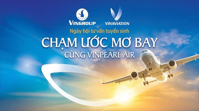 Vinpearl Air tổ chức chuỗi ngày hội tuyển sinh tại Hà Nôi, Hà Tĩnh và TP. Hồ Chí Minh - 1