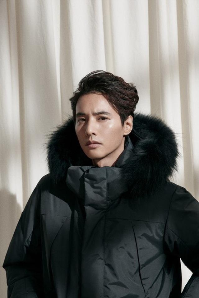 """Won Bin phủ nhận thông tin """"giải nghệ"""" ở tuổi 42 - 4"""