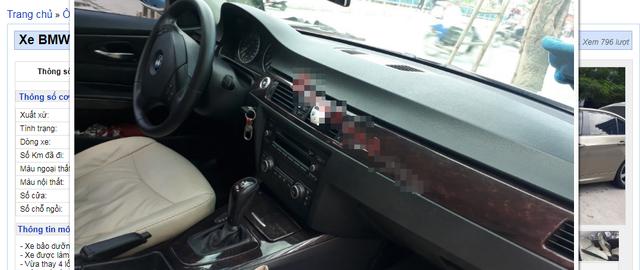 Xế sang Land Cruiser và BMW đời cũ về giá dưới 400 triệu đồng như xe cỏ - 8