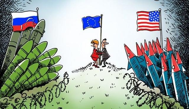 Nga - NATO: Đề nghị đầy ẩn ý - 1