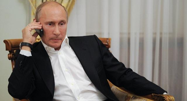 """Tiết lộ về điện thoại """"siêu bảo mật"""" của Tổng thống Putin - 1"""