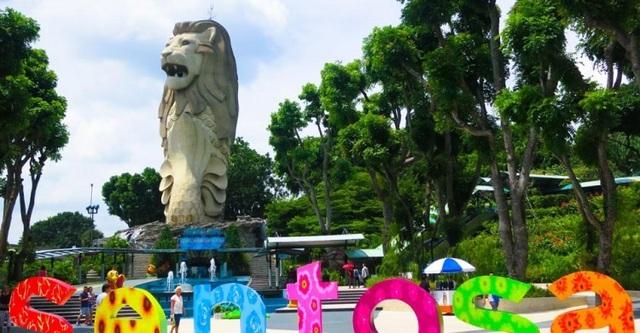 Hé lộ những điều bí mật ít biết về tượng sư tử biển nổi tiếng Singapore - 3