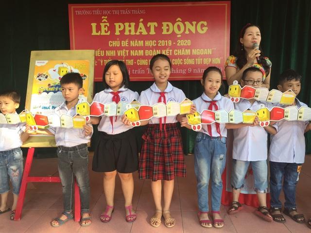 Bảo vệ môi trường và an toàn giao thông – chủ đề chính của Sân chơi Ý tưởng trẻ thơ 2019 - 3