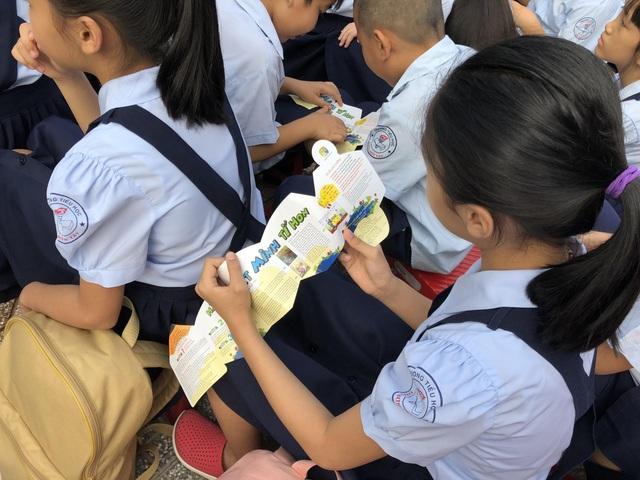 Bảo vệ môi trường và an toàn giao thông – chủ đề chính của Sân chơi Ý tưởng trẻ thơ 2019 - 4