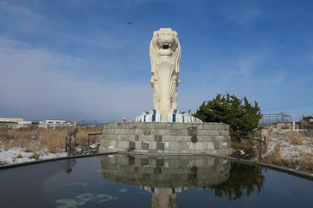 Hé lộ những điều bí mật ít biết về tượng sư tử biển nổi tiếng Singapore - 5