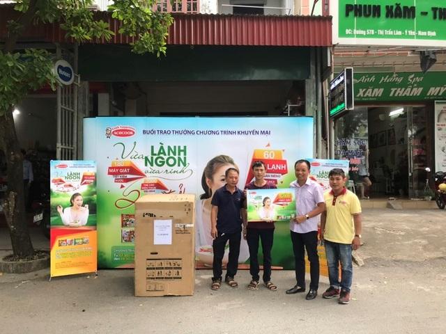 Cơ hội cuối trúng tủ lạnh, máy giặt khi ăn phở, bún, hủ tiếu Acecook Việt Nam - 2