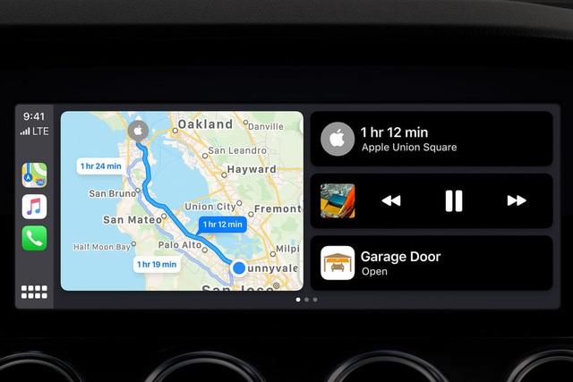 Apple CarPlay trên iOS 13 có gì mới cho người dùng ô tô? - 3
