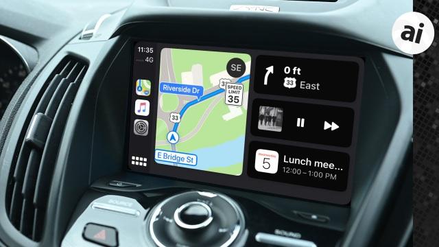 Apple CarPlay trên iOS 13 có gì mới cho người dùng ô tô? - 2