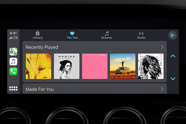 Apple CarPlay trên iOS 13 có gì mới cho người dùng ô tô? - 4