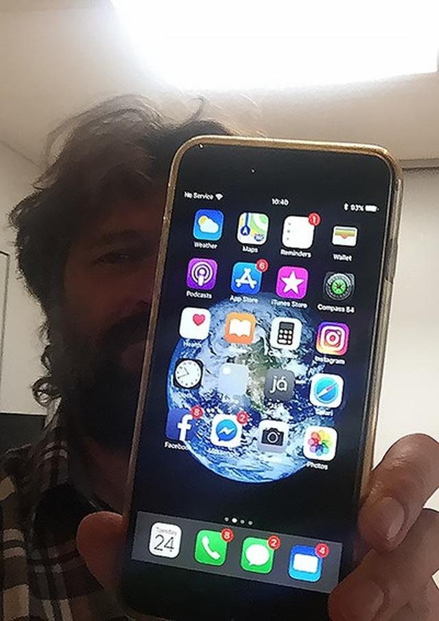 iPhone 6S rơi từ máy bay vẫn hoạt động bình thường sau 13 tháng thất lạc - 2