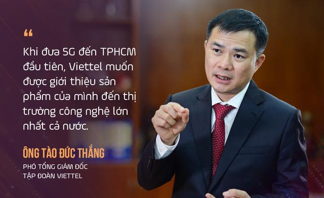 Phó Tổng Giám đốc Viettel: Song hành 5G cùng thế giới, chúng tôi không coi đó là khó khăn mà là thách thức! - 1