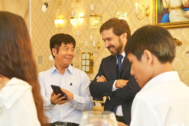 """Chương trình """"Quảng bá Pha lê Tiệp"""" được tổ chức tại Việt Nam - 2"""
