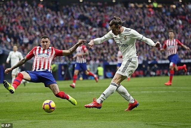 Atletico - Real Madrid: Kinh điển tại Metropolitano - 2