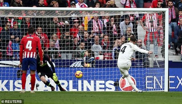 Atletico - Real Madrid: Kinh điển tại Metropolitano - 4