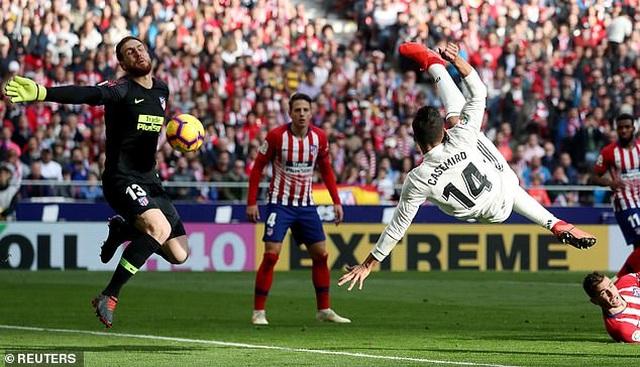 Atletico - Real Madrid: Kinh điển tại Metropolitano - 3