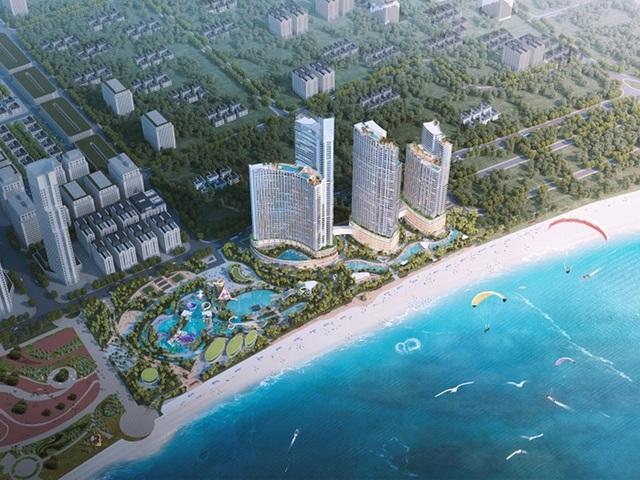 Crystal Bay ghi dấu ấn tại giải thưởng kiến trúc thế giới - 1