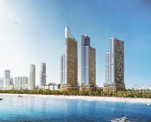 Crystal Bay ghi dấu ấn tại giải thưởng kiến trúc thế giới - 2