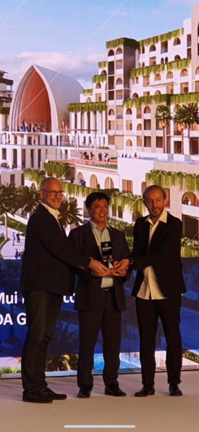 Crystal Bay ghi dấu ấn tại giải thưởng kiến trúc thế giới - 3