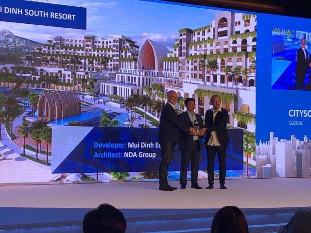 Crystal Bay ghi dấu ấn tại giải thưởng kiến trúc thế giới - 4