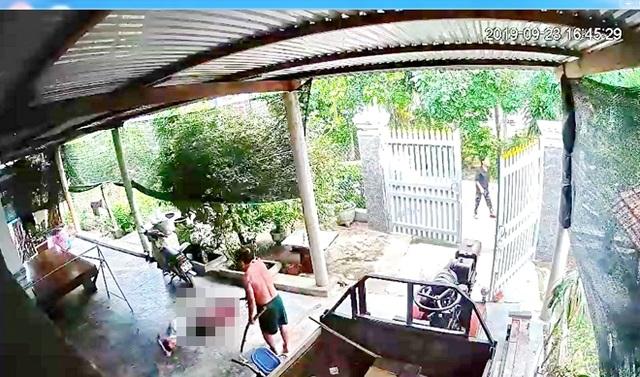 Khởi tố người đàn ông gây án mạng vì mâu thuẫn từ vài cây keo lá tràm - 1